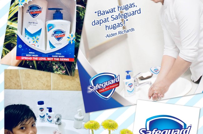 safeguard-alden-richards-celebrated-global-handwashing-day