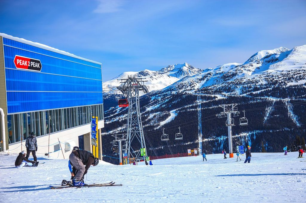 Winter Activities in Whistler