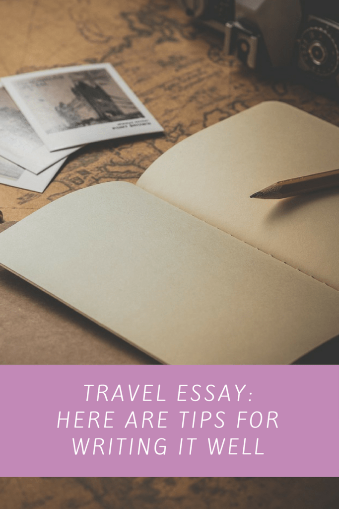 travelling essay introduction Introduction following the birth of flights in 1903, air travel has been known to be  a crucial means of transport for people and goods people have been able to.