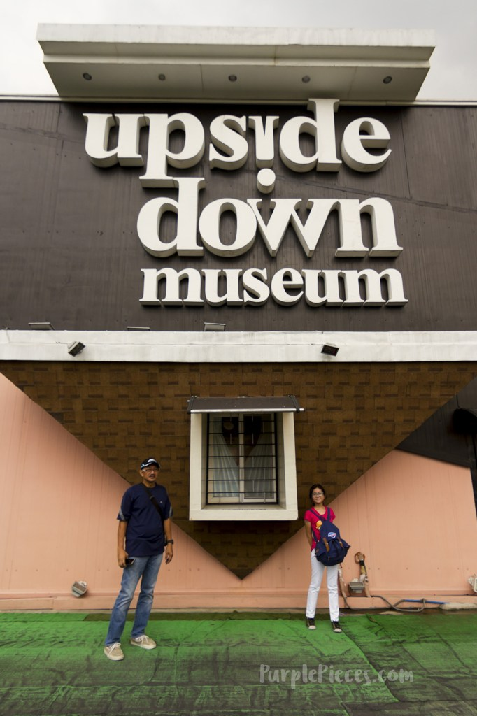 Upside Down Museum PH