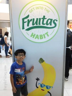 Fruitas Habit Launch Fisher Mall