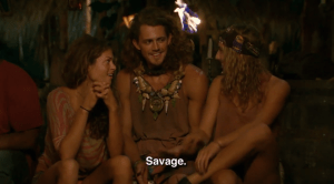 Who's another merge episode boot that didn't make the jury?