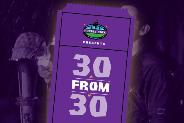 30 from 30 series logo