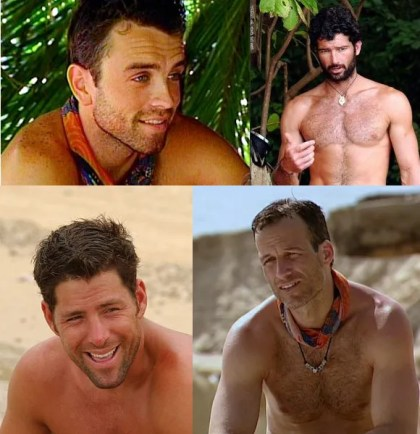 Pearl Islands Handsome Squad- Ryno Burton Shawn Savage