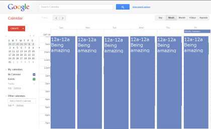 Cambodia Shirin- Google calendar