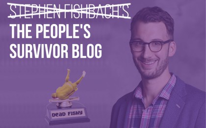 The People's Survivor Blog (not Stephen Fishbach's) @stephenfishbach