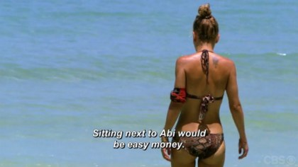 Cambodia- sitting next to Abi would be easy money