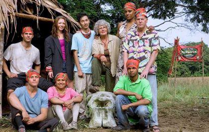 Gabon- Initial Fang tribe