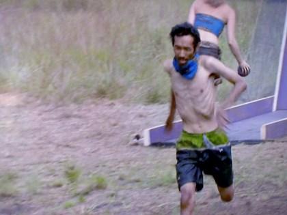 Gabon- Kenny running