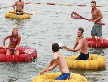 Gabon- raft immunity challenge