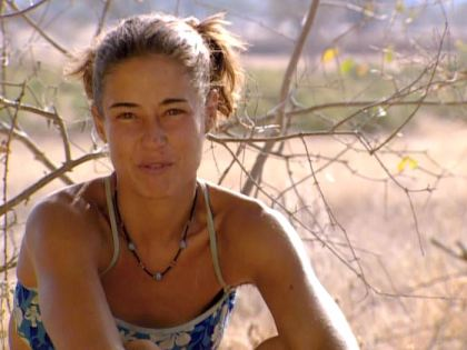 Survivor Africa Kim Powers