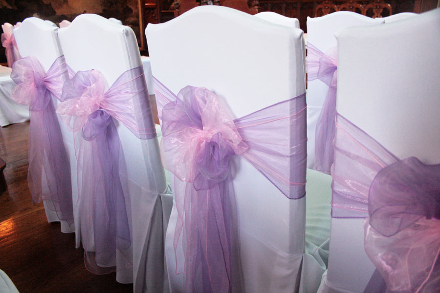 Wedding Chair Cover Hire Lake District Cumbria