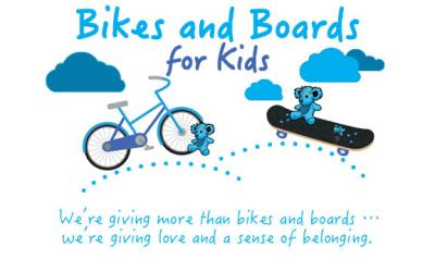 Bikes & Boards for Kids