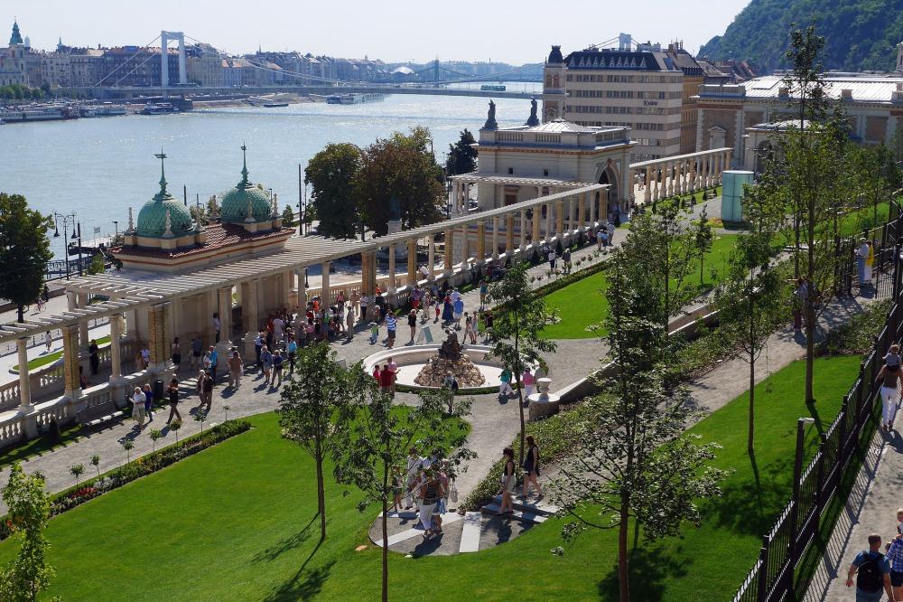 Visiting Budapest Hungary