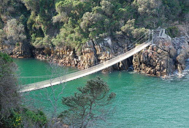 Suspension Bridge - South Africa