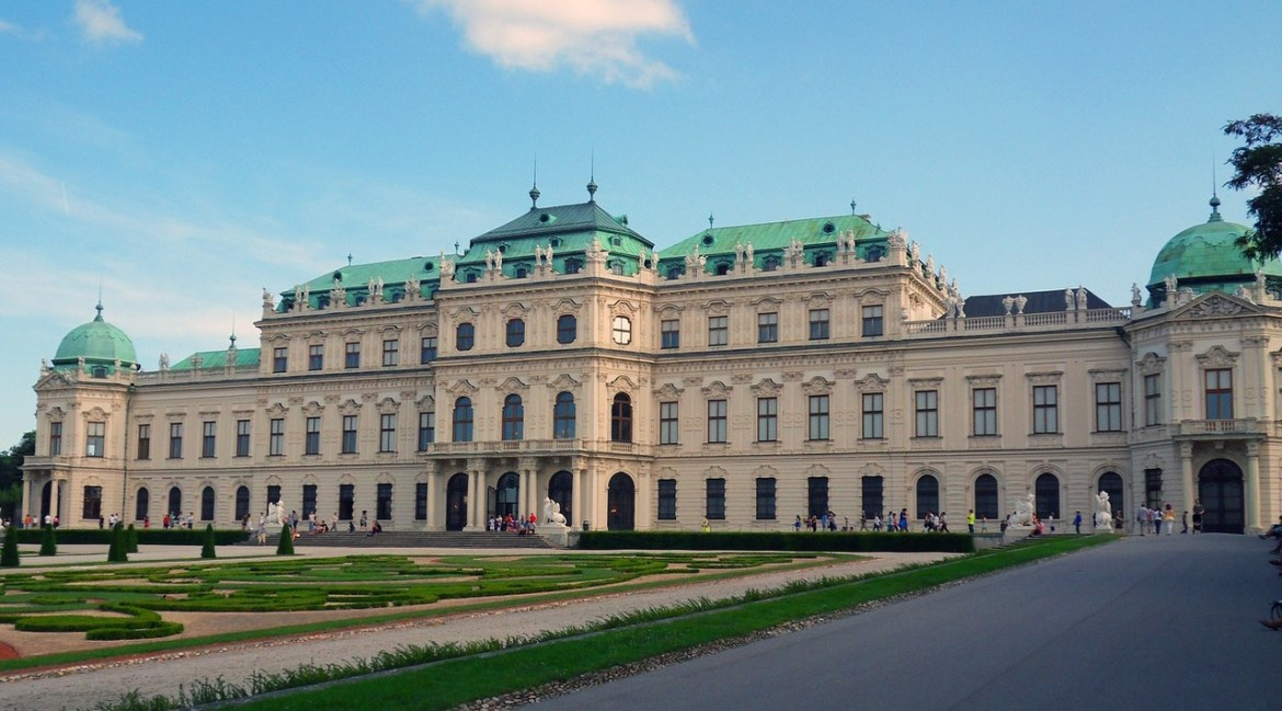 The World's Most Livable Cities 1. VIENNA - AUSTRIA
