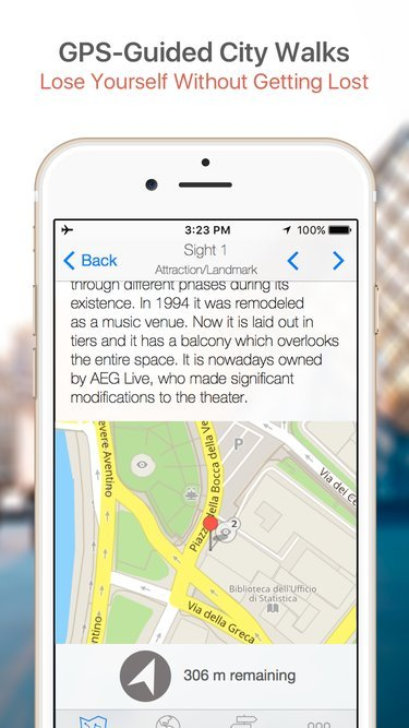 gpsmycity walking tour guide app