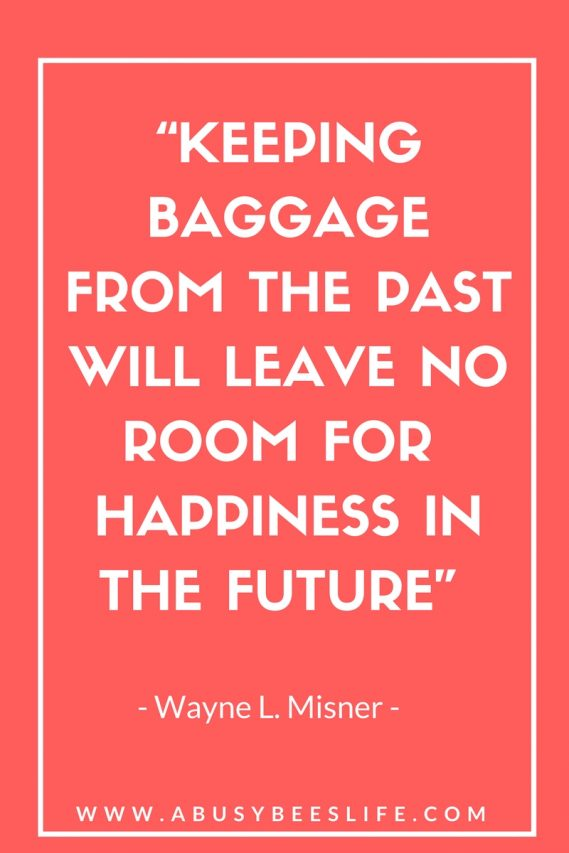 the reasons your home is cluttered no more baggage