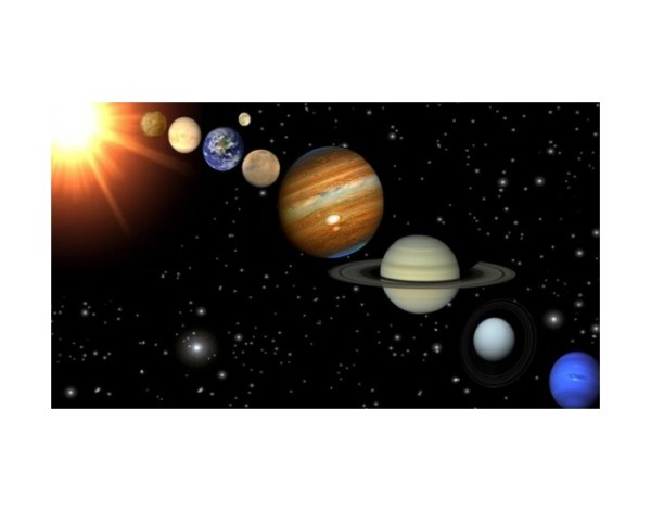 Do you know your planets - PurposeGames