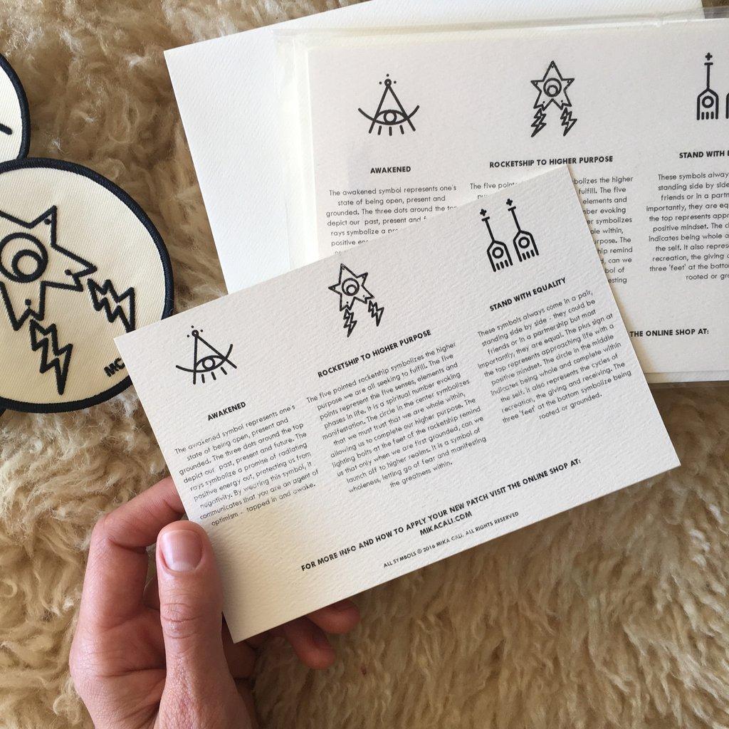 Mika Cali Symbol Stories