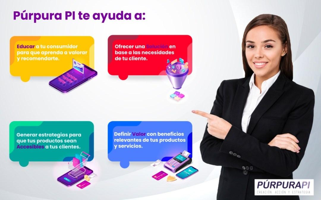 Purpurapi te ayuda a
