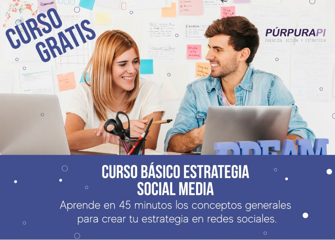curso estrategia redes sociales