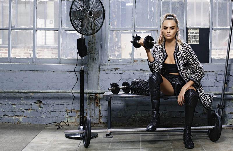 Chanel Unveils Bag Filled Fall 2014 Ad Campaign PurseBlog