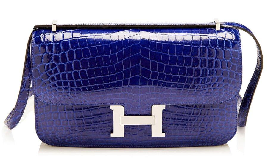 Hermes Constance Elan Bag - DE MEEST POPULAIRE EN MOOISTE HERMES TASSEN MET FOTO'S