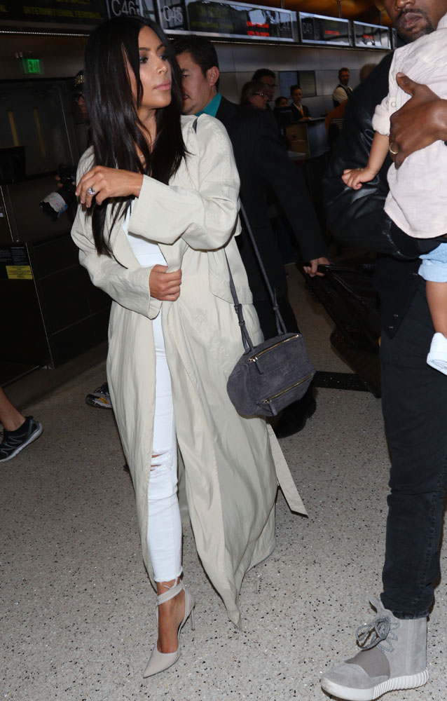 Just Cant Get Enough Kim Kardashian And Her Givenchy