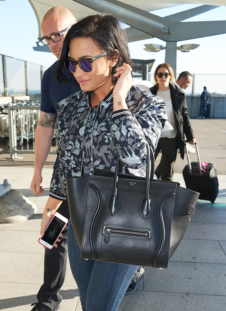 This Week Celebs Fall Back On Their Favorite Cline Bags