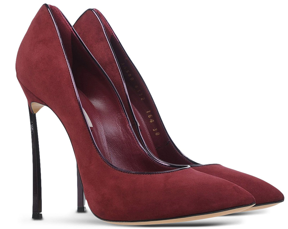 Color Story 14 Burgundy Shoes For Every Fall Occasion
