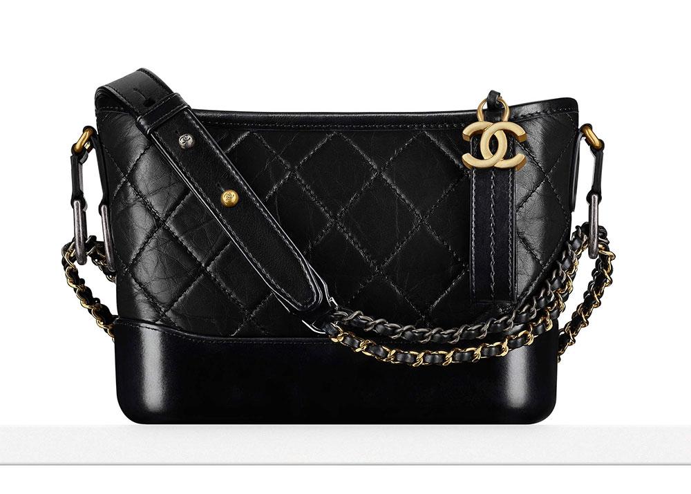 Introducing The Chanel Gabrielle Bag Purseblog