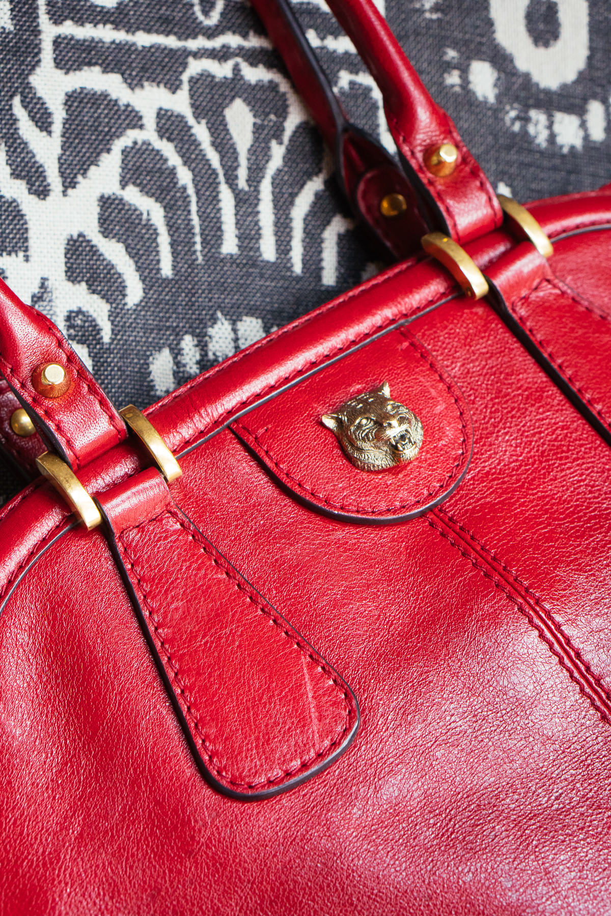 The Gucci REBELLE Bag Is The Day Bag Of My Dreams