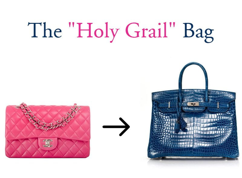 What's Your Holy Grail Bag?