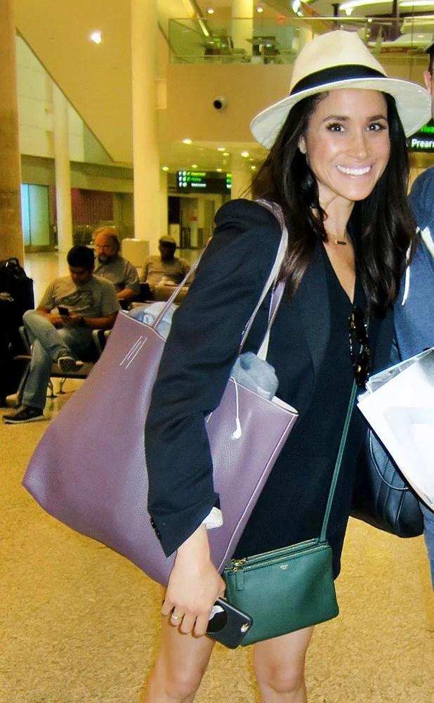Royal Taste: Meghan Markle's Handbag Collection