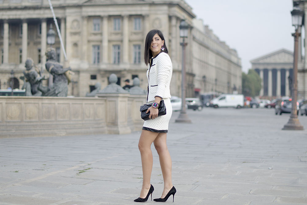 Paris Fashion Week - day 1