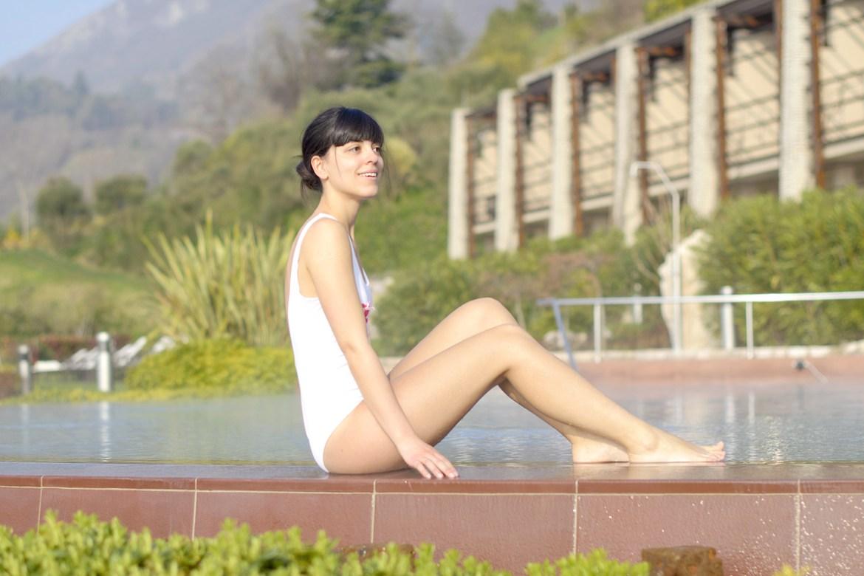 Lefay Resorts day 2 & Un costume intero bianco