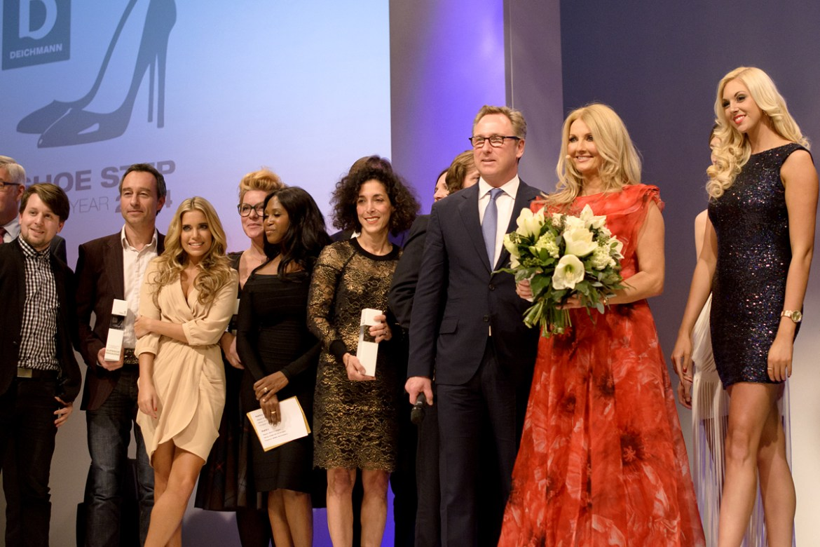 Evento Deichmann Shoe Step of the year 2014