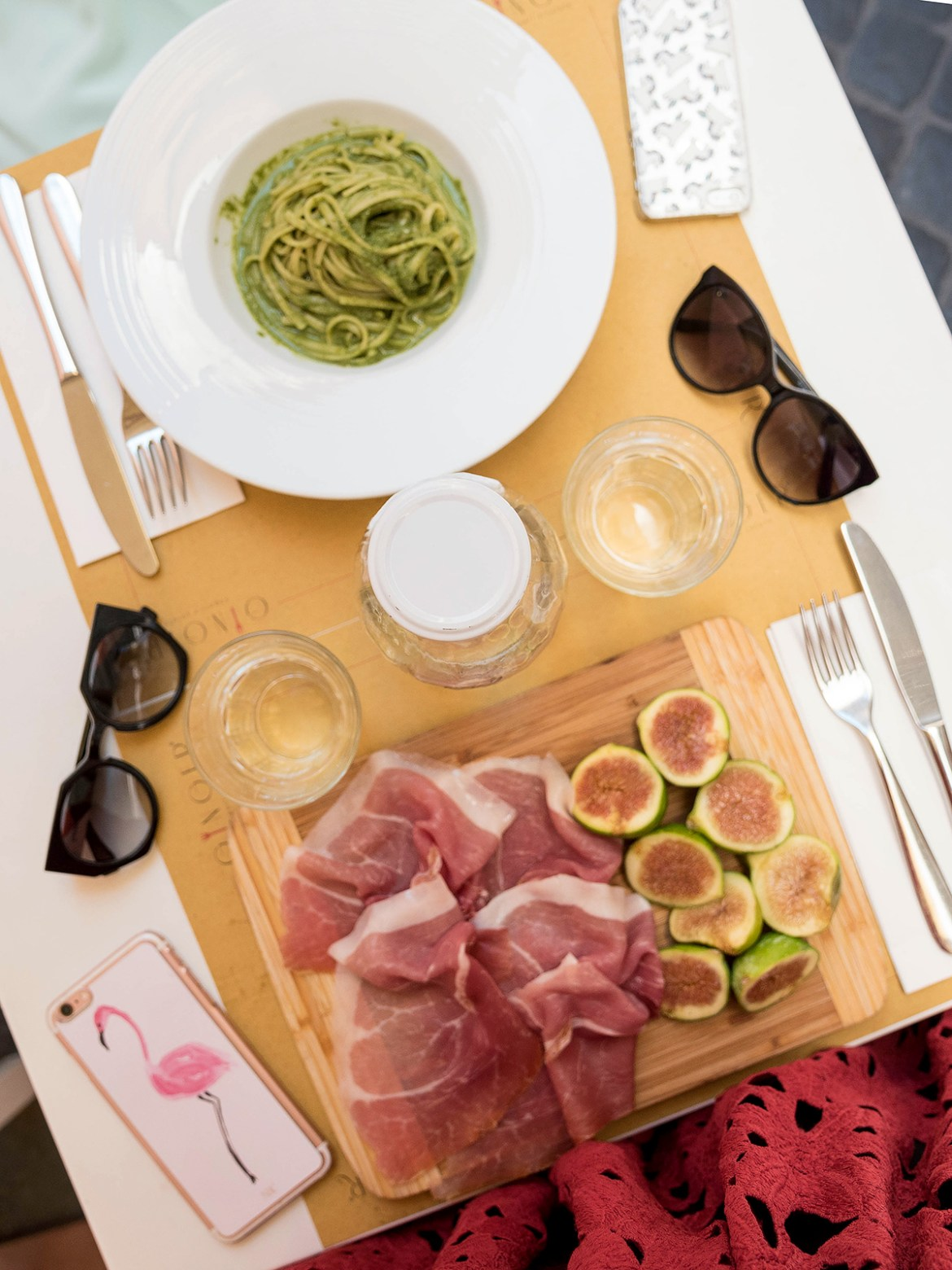 Pranzo da Ginger - Cosa vedere a Roma in 3 giorni