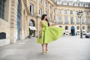 Laura Comolli in Place Vendome - 10 cose da non perdere a Parigi