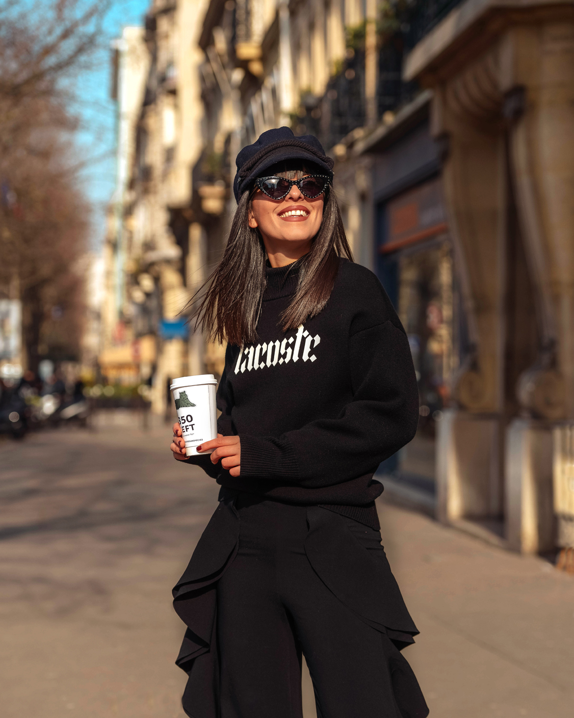 Laura Comolli Street Style Fashion Week di Parigi e Milano 2018