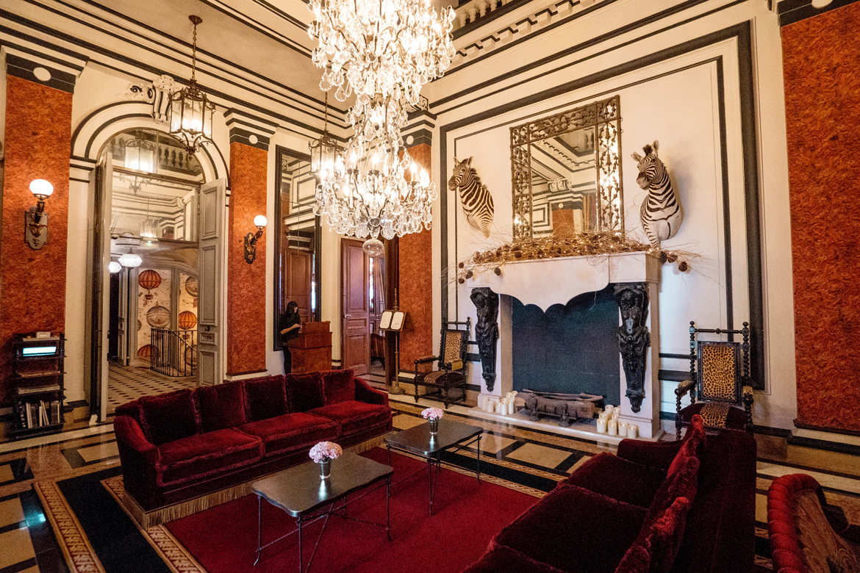 Visitare Parigi a Dicembre - La magia del Natale by Laura Comolli - Hotel InterContinental Paris Le Grand