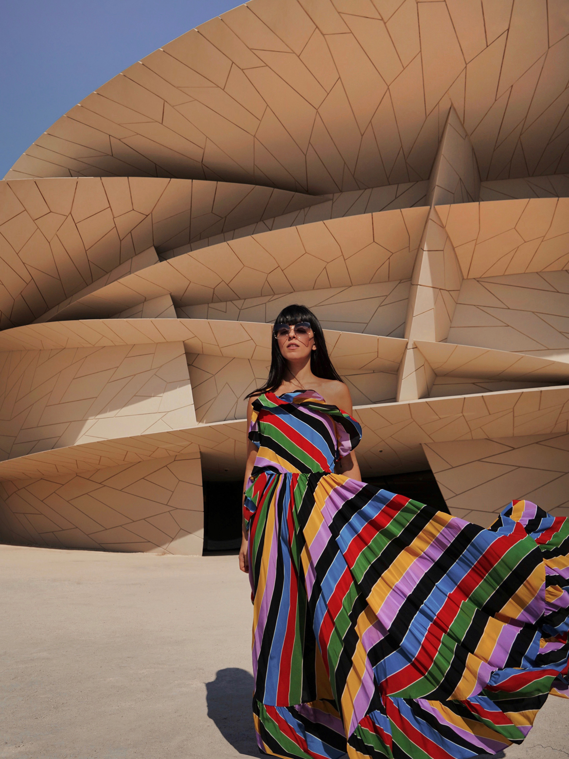 Cosa vedere a Doha e in Qatar by Laura Comolli - National Museum of Qatar