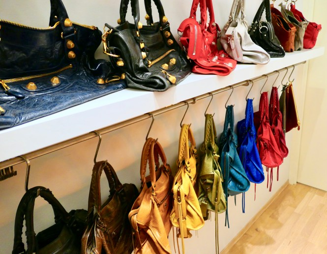 The Balenciaga collector. Balenciaga City bags. Confessions from a crazy handbag lady.