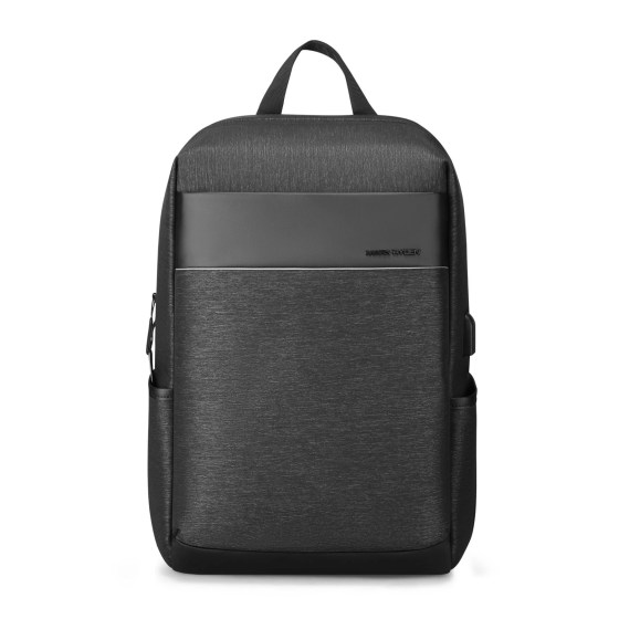 Fashion USB Charging Laptop Travel Backpacks College Students School Bags Flag