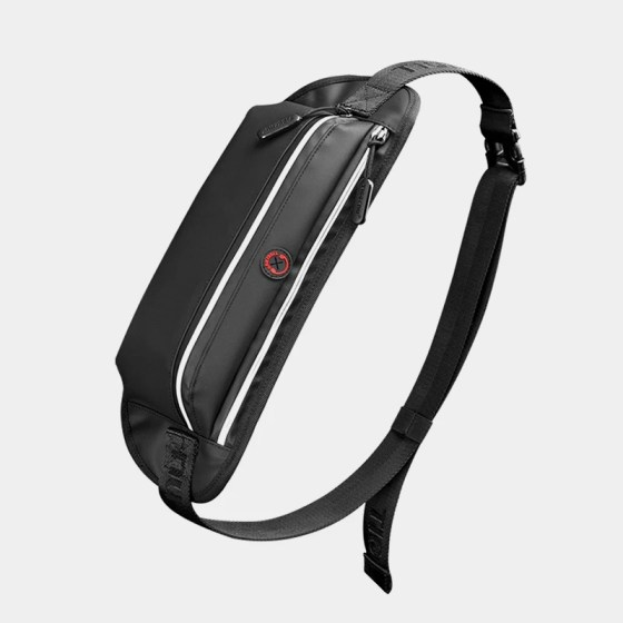 Fashion Waist Bags College Students Belt Bags Waterproof Chest Bags