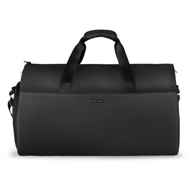 Fashion Business Suit Travel Bag Weekend Duffle Bag Gentleman