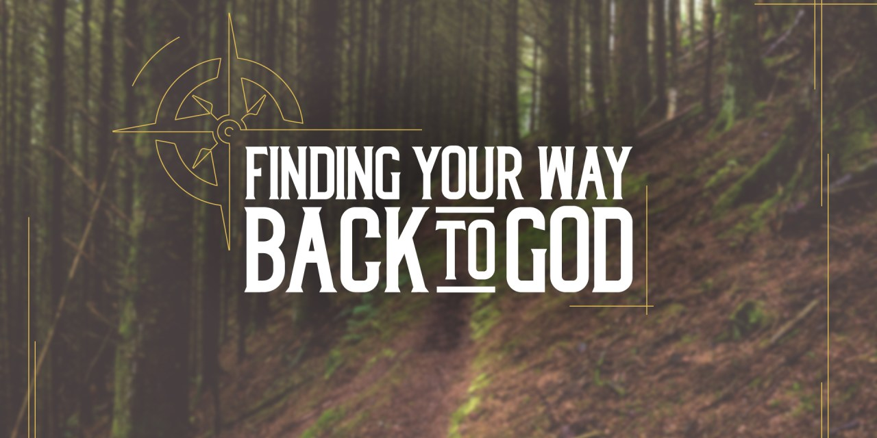 Back to God #1: There's Got to Be Something More