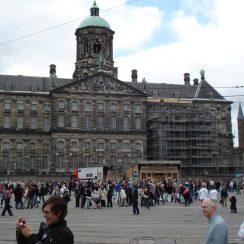 Ramainya Amsterdam