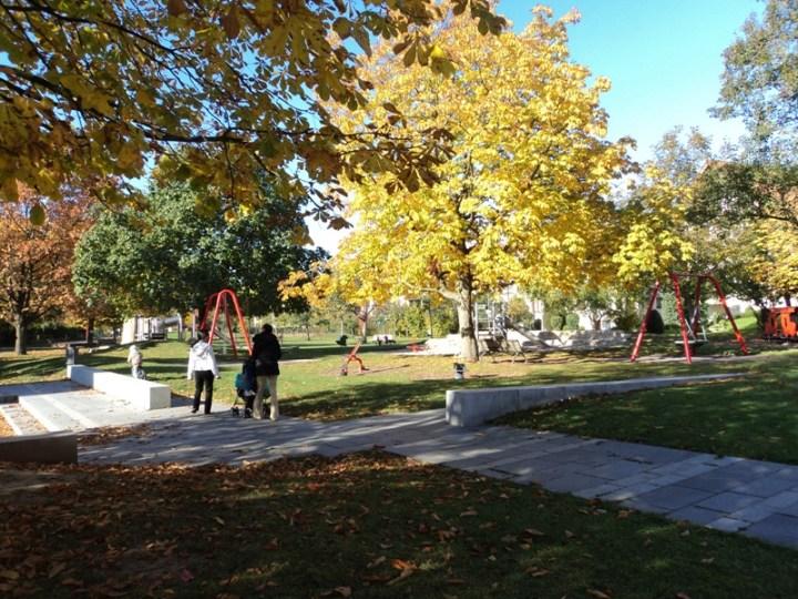 Taman bermain anak di Jerman